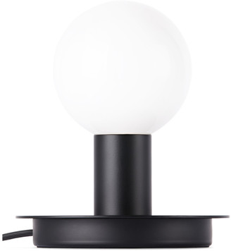 Lambert and Fils Black Dot Table Lamp, CA/US