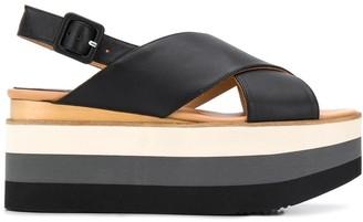 Paloma Barceló Diana 85mm sandals