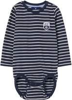 Gant Baby Boy Long Sleeve Breton Stripe Body