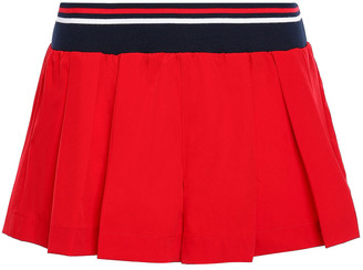 The Upside Pleated Shell Shorts