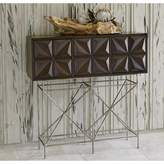 """Ambella Snowflake 36"""" Console Table Home Collection"""