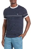 Original Penguin Men's Stripe Ringer T-Shirt