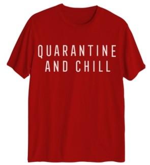 Love Tribe Women's Quarantine and Chill T-shirt