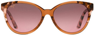 Maui Jim Sunshine 402852 Polarised Sunglasses Pink