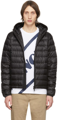 Moncler Black Down Rook Jacket