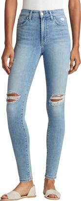 Joe's Jeans Women's Charlie High Rise Skinny Ankle