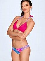 Victoria's Secret PINK Triangle Halter Top