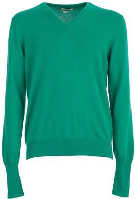 Ballantyne Sweater V Neck Plain