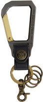 Master-piece Co Master Piece Co Navy Carabiner Keychain