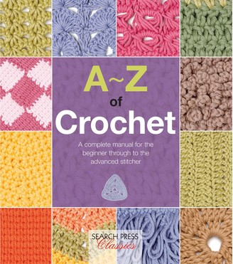 Search Press A-Z Of Crochet Book