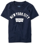 Levi's Toddler Boys) New York City Tee