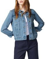 Warehouse Short Denim Jacket