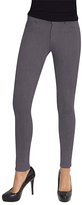 Me Moi Medium Gray Heather Ponté Leggings