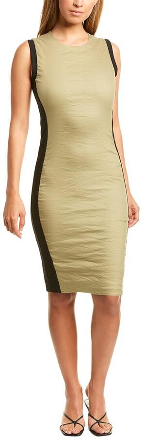 Thumbnail for your product : Nicole Miller Colorblocked Sheath Dress
