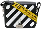 Off-White printed satchel