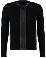 Replay Cardigan Black
