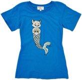 Wildfox Couture Girl's Mer Kitten Tourist Crew