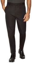 3.1 Phillip Lim Cotton Flat Front Tapered Trousers