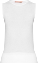 Brock Collection Konway fine-knit sleeveless sweater
