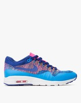 Nike Air Max 1 Flyknit in Blue