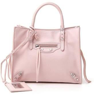 Balenciaga Papier Mini A4 Zip Around Bag