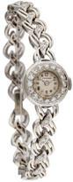 Longines 18K Vintage Diamond Watch