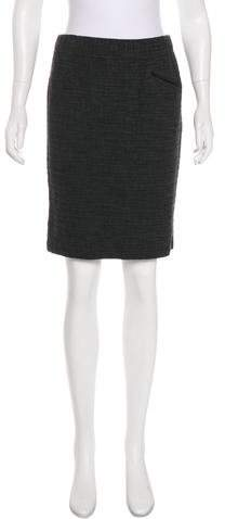 Humanoid Textured Knee-Length Skirt w/ Tags