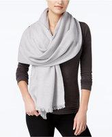 Calvin Klein Lurex® Twill Evening Wrap