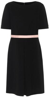 Gucci Wool-blend dress