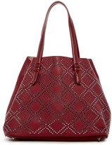 Urban Expressions Kinsley Studded Vegan Leather Tote