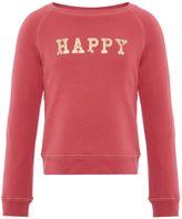 Zadig & Voltaire Girls Cotton Sweatshirt