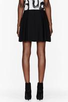 Proenza Schouler Black Pleated Skirt