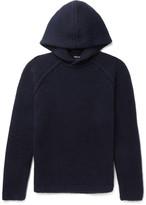Giorgio Armani - Wool-blend Hoodie