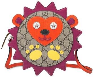 Gucci Kids Hedgehog crossbody bag