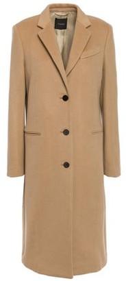 Theory Brushed Cashmere-felt Coat