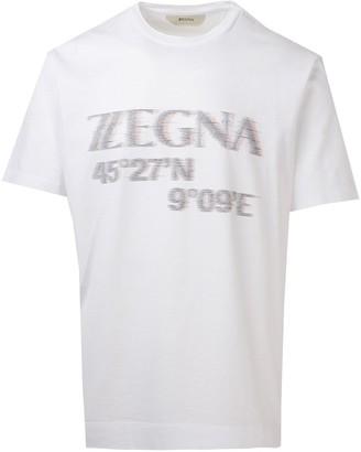 Ermenegildo Zegna White T-Shirt