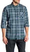 Timberland Contemporary Plaid Long Sleeve Regular Fit Shirt