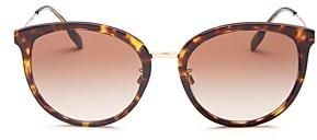 Burberry Women's Aviator Sunglasses, 56mm
