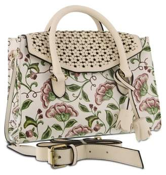 Spring Step L'artiste By Galexia Leather Satchel