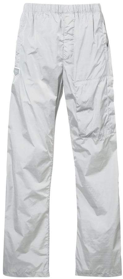 Givenchy elasticated-waist trousers