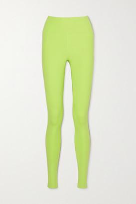 Girlfriend Collective Compressive Stretch Leggings - Yellow
