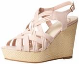 Fergalicious Women's Marilyn Wedge Sandal