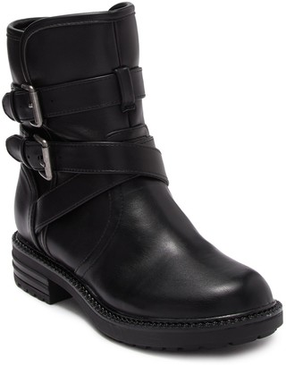 Report Natalia Strap Buckle Boot