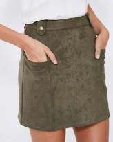 Samos A-Line Mini Skirt