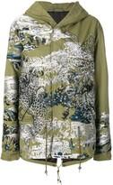 Mr & Mrs Italy Jonathan Riss parka coat