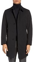 Sanyo Men's Lincoln Classic Fit Trench Coat