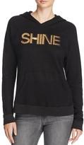 Sundry Shine Sequin Hoodie - 100% Bloomingdale's Exclusive