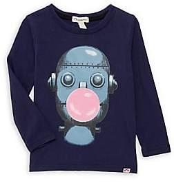 Appaman Baby Boy's Bubble Bot Graphic Shirt
