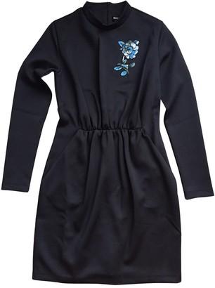 Markus Lupfer Alva Floral Dress - M / MULTI - Blue