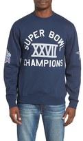 Mitchell & Ness Men's Nfl Championship - Dallas Cowboys Sweatshirt